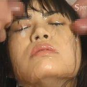 【無修正】ぶっかけの女神!山田いずみ。スク水姿で大量精液ごっくん。