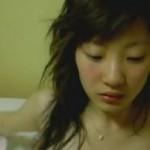 【素人】ちょっと風変わりな韓国の女の子【無修正】
