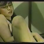 【昔の裏】往年の名女優、菊池エリの爆乳裸エプロン!【無修正】