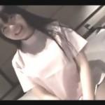 【素人】黒髪ロングヘヤ娘のエッチな手ほどき【無修正】