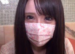 (シロウト)めっちゃあいどる顔☆? 大阪から上京してきたアイドル志望の小娘(モザ無)