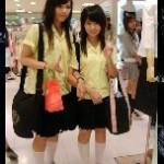 【素人画像】台湾のJKの制服姿かわいすぎるw 他5本。