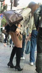 [フェチ]街角限定!素人限定!短すぎるミニスカの女の子画像まとめ