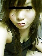 制服コスプレの娘②