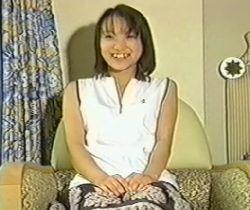 【素人】笑窪がカワイイ19歳女子大生 西沢とも【無修正】